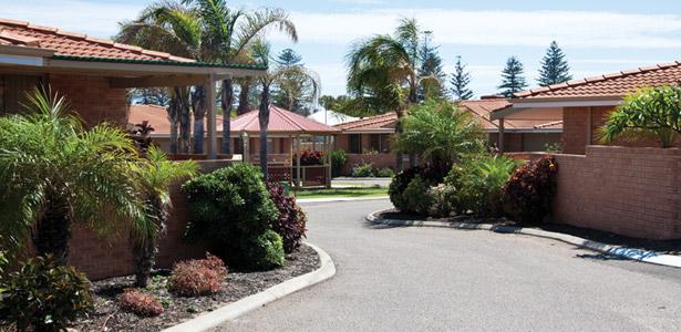 Geraldton Village villa