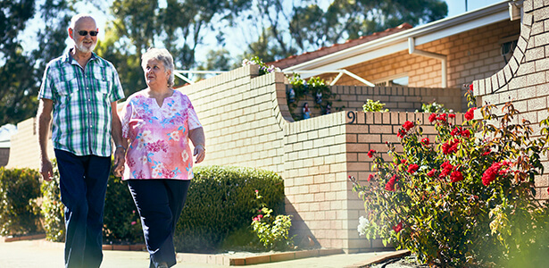 Mandurah Village residents